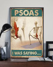 Massage Therapist  Psoas I was saying 24x36 Poster lifestyle-poster-2