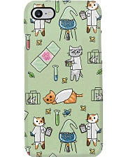 Science Scientist Gift Cat Phone Case i-phone-7-case