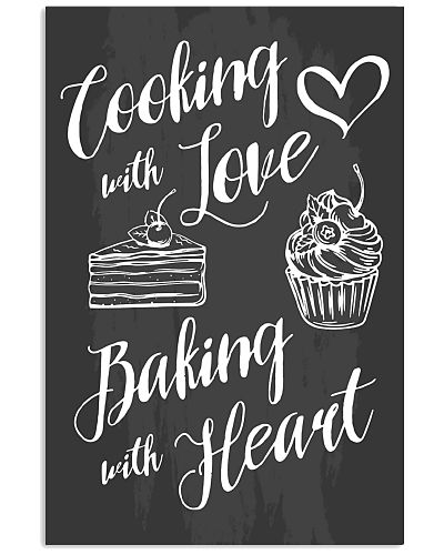 Cooking With Love Baking With Heart