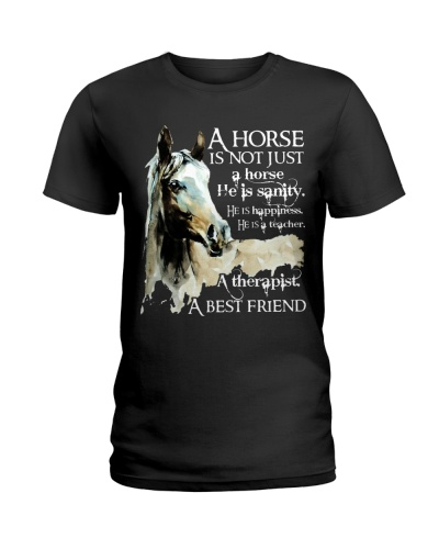 Horse Girl -  A horse is a best friend