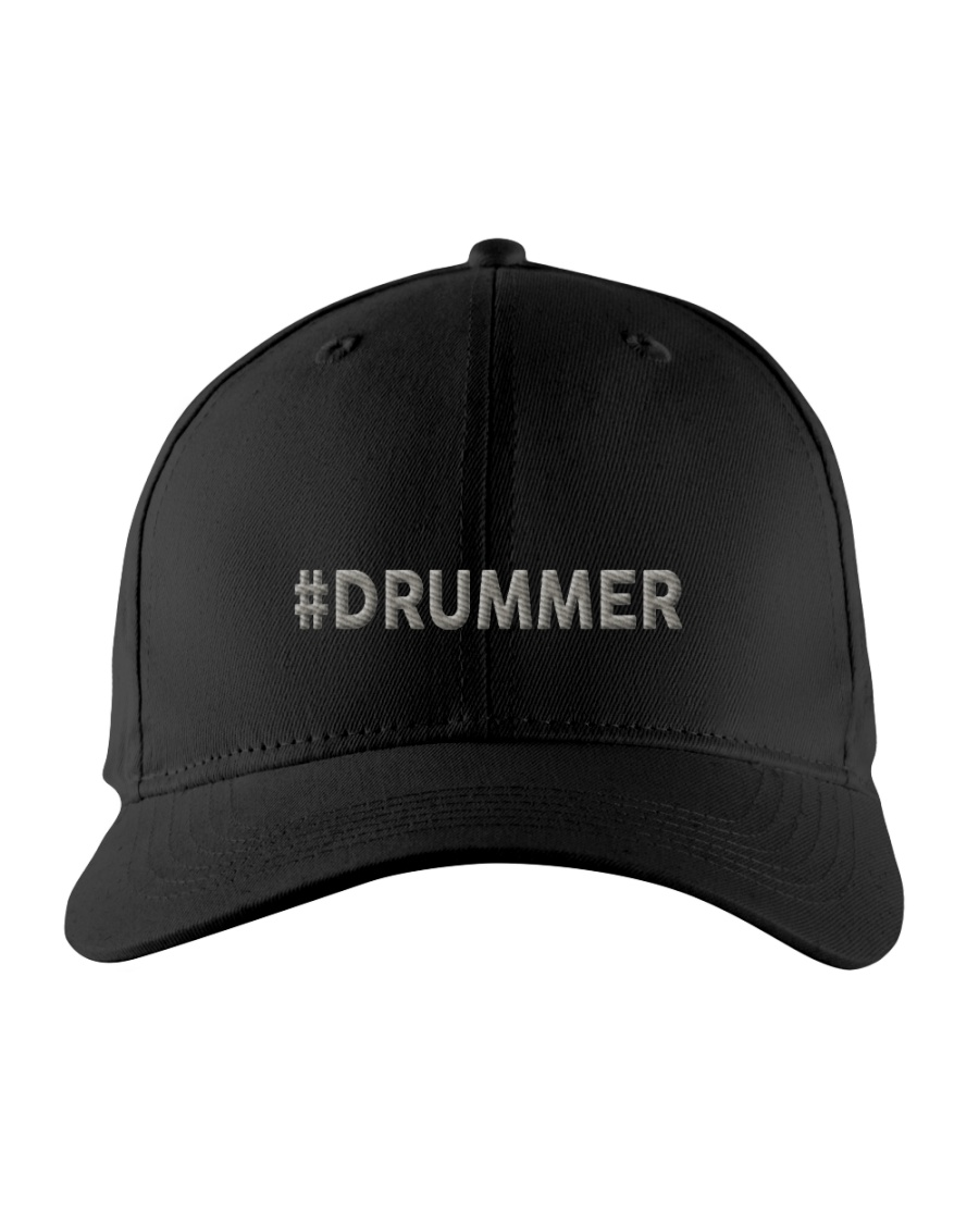 Drummer Gift Embroidered Hat