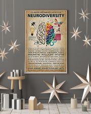 Social Worker Neurodiversity 11x17 Poster lifestyle-holiday-poster-1