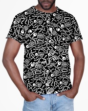 Skeleton Radiology  All-over T-Shirt aos-all-over-T-shirt-lifestyle-front-03