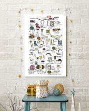 Crochet - What's In The Knitter's Bag 11x17 Poster lifestyle-holiday-poster-3