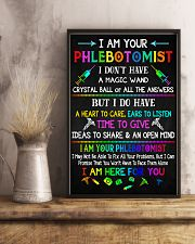 I am your Phlebotomist  11x17 Poster lifestyle-poster-3