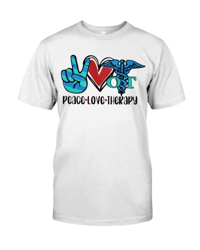 Occupational Therapist Peace Love Therapy