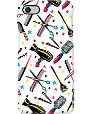 Colorful Hair Tools Phone Case i-phone-7-case
