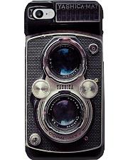 Photographer Yashica Mat Phone Case i-phone-7-case