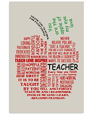 Teacher You Are The Apple Of My Eye 11x17 Poster front
