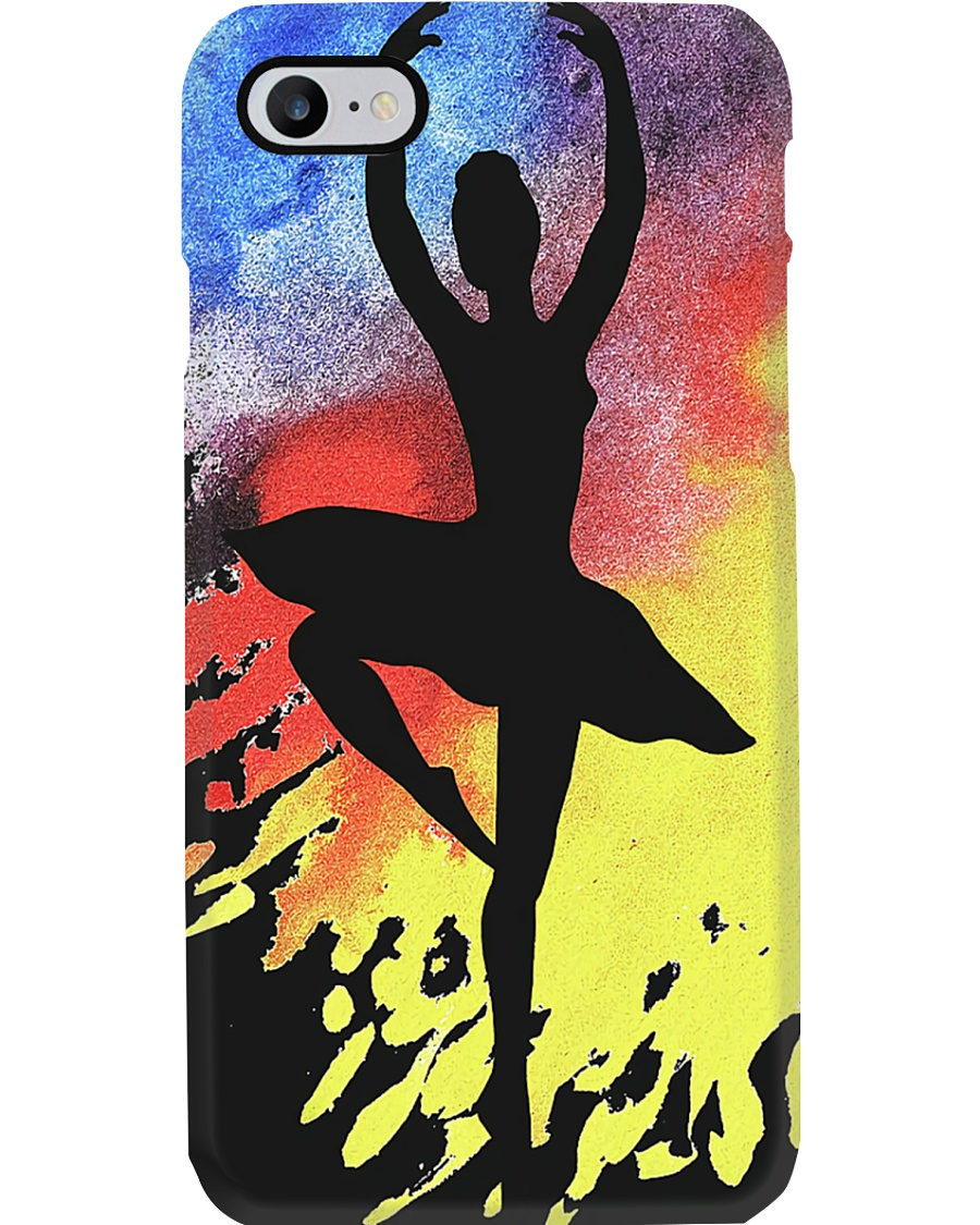 Ballet Colorful Phone Case
