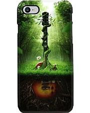Green Guitar  Phone Case i-phone-7-case