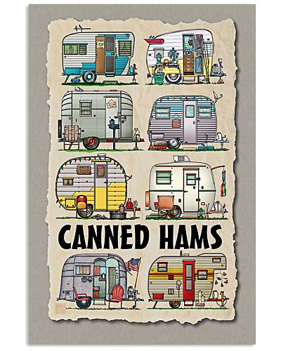 Camping Canned Hams