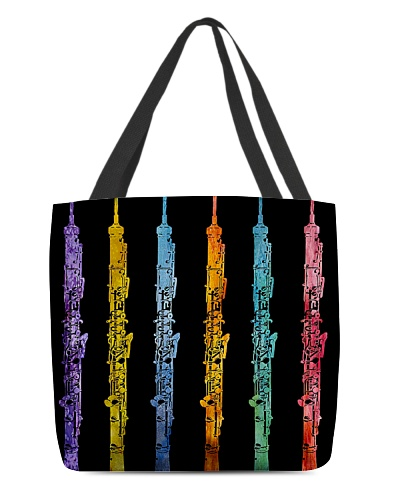 Oboe - Unique all-over tote