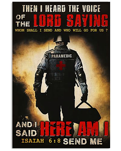 Paramedic I Heard The Voice Of The Lord Saying