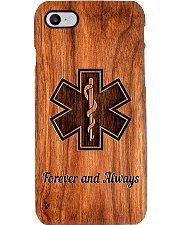 Paramedic Forever And Always Phone Case i-phone-8-case