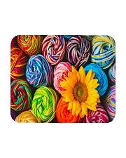 Crochet and knitting Sunflower  Mousepad thumbnail