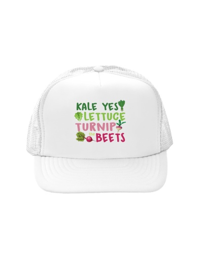 Dietitian Kale yes lettuce turnip the beets