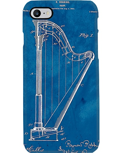 Anatomy Blue Harp