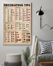 Baker Decorating Tips 11x17 Poster lifestyle-poster-1