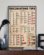 Baker Decorating Tips 11x17 Poster lifestyle-poster-2
