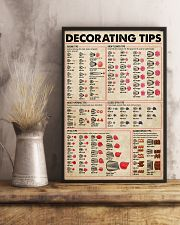 Baker Decorating Tips 11x17 Poster lifestyle-poster-3