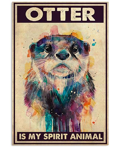 Otter Is My Spirit Animal
