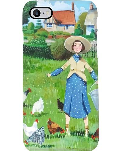 Farmer Farm Lady