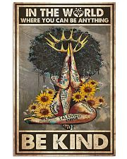 Social Worker Be Kind  11x17 Poster front