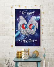 Paramedic We Fight Together 11x17 Poster lifestyle-holiday-poster-3