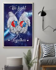 Paramedic We Fight Together 11x17 Poster lifestyle-poster-1
