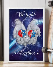 Paramedic We Fight Together 11x17 Poster lifestyle-poster-4