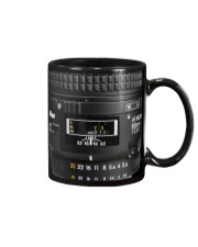Photographer Detail Lens Mug front