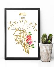 SLP Vowels Points Of Articulation 11x17 Poster lifestyle-poster-8