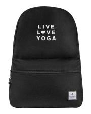 Yoga Live Love Yoga Backpack thumbnail