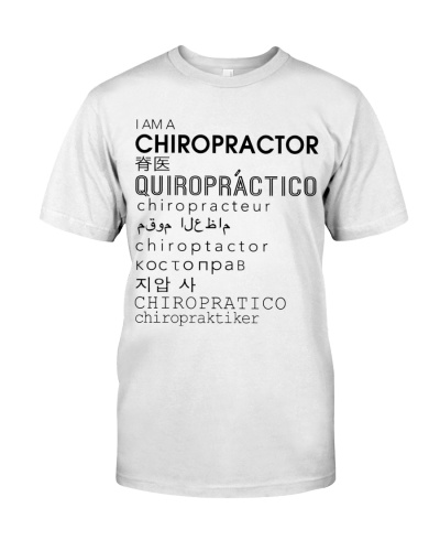 Chiropractor In Different Languages