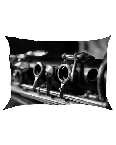 Black Clarinet Detail