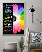 A Teacher's Prayer 11x17 Poster lifestyle-poster-1