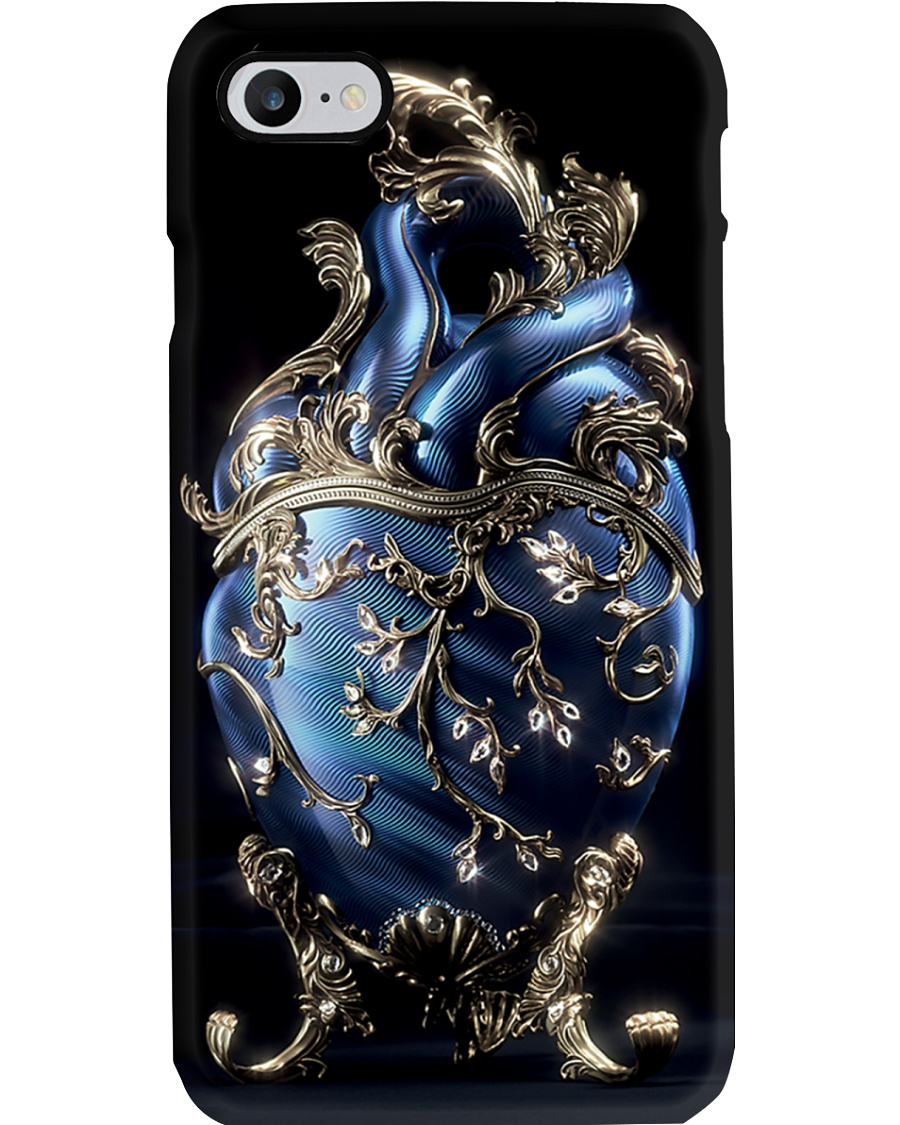 Paramedic Black Blue Image Phone Case