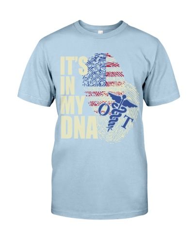 American Occupational Therapist - It's In My DNA