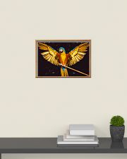 Beautiful Parrot  24x16 Poster poster-landscape-24x16-lifestyle-09