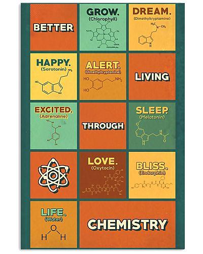 Chemist Better Living Through Chemistry