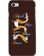 Ballet Faith Hope Love Believe Dream Phone Case thumbnail