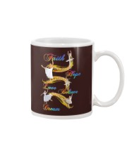 Ballet Faith Hope Love Believe Dream Mug thumbnail