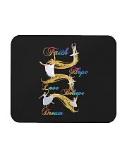 Ballet Faith Hope Love Believe Dream Mousepad thumbnail