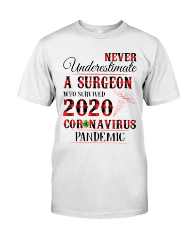 Surgeon Survived 2020 Coronavirus Pandemic