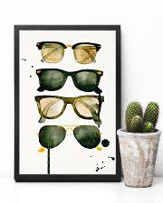 Optometrist Eye Glasses  11x17 Poster lifestyle-poster-8