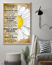 Massage Therapist's Prayer 11x17 Poster lifestyle-poster-1