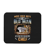 Let this old man show you how to be a Chef Mousepad thumbnail