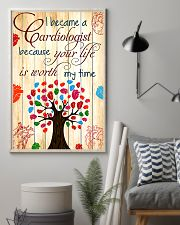 I Become A Cardiologist 11x17 Poster lifestyle-poster-1