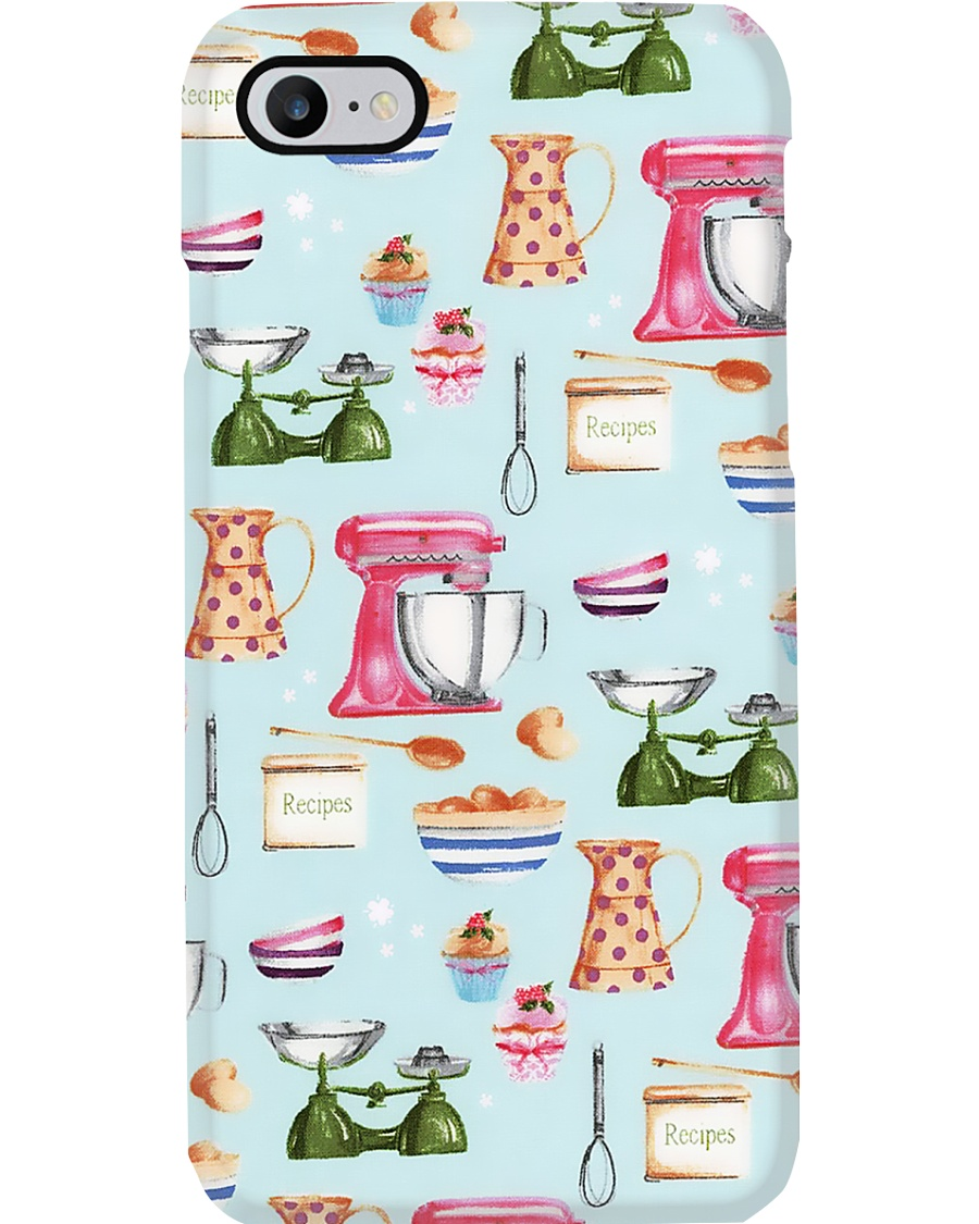 Baking Stuffs Phone Case